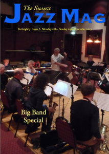 The Sussex Jazz Mag 006 cover small