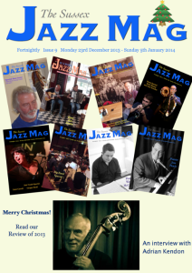 The Sussex Jazz Mag 009LQ